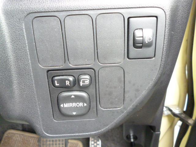 ダイハツ エッセ VS メモリアルエディション キーレス 電格ミラー