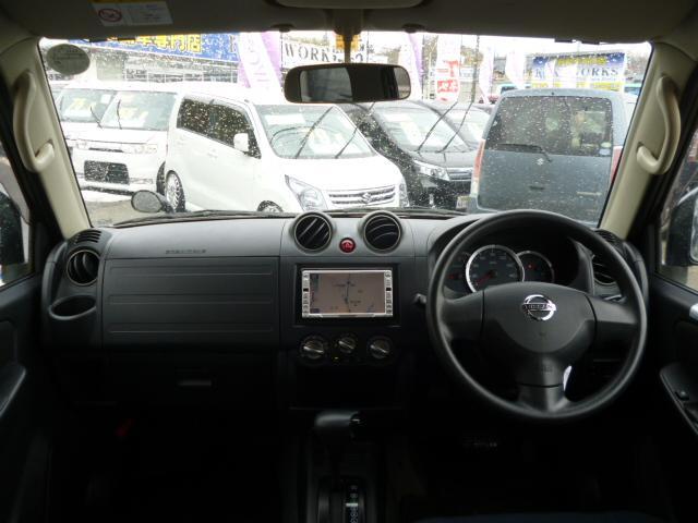 日産 キックス RXターボ 4WD イクリプスナビ