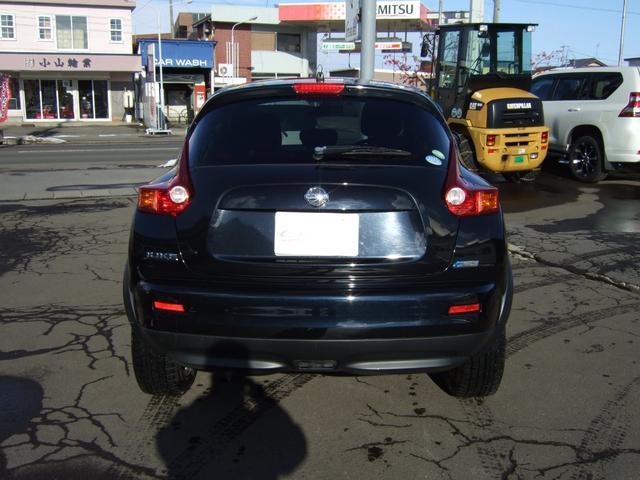 「日産」「ジューク」「SUV・クロカン」「青森県」の中古車3