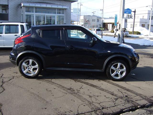 「日産」「ジューク」「SUV・クロカン」「青森県」の中古車4