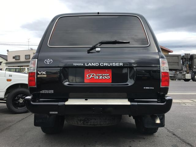 トヨタ ランドクルーザー80 VX-LTD ディーゼル4WD