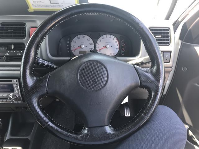 ワイルドウインドリミテッド 4WD AW ターボ AC(18枚目)
