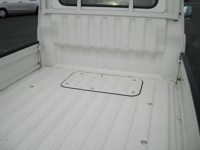 ダイハツ ハイゼットトラック スペシャル 4WD エアコン パワステ