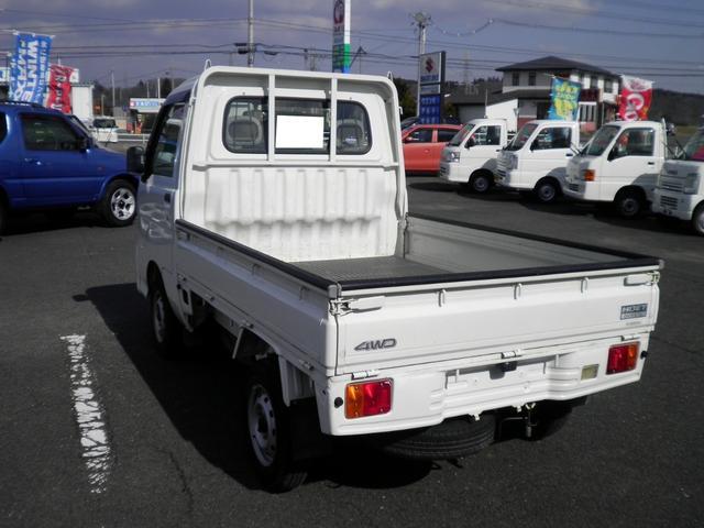スペシャル 切替式4WD 5速マニュアル ゴムマット(9枚目)