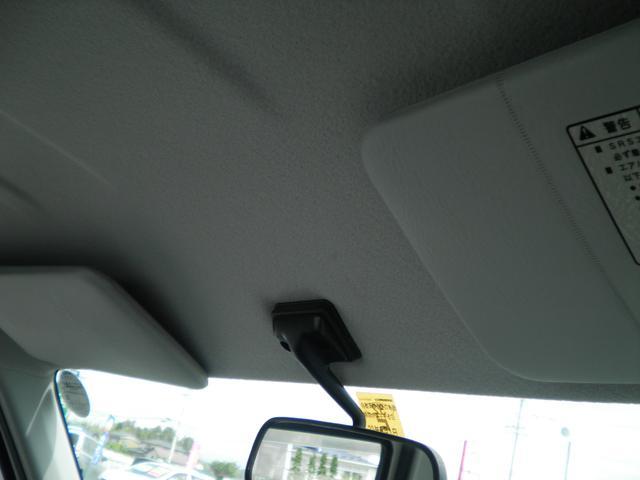 助手席にもバイザーがあり、快適に乗車できます