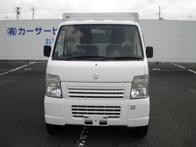 保冷車 4WD パワステ エアコン エアバック(2枚目)