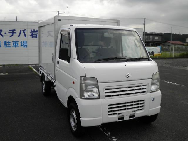 保冷車 4WD パワステ エアコン エアバック(3枚目)