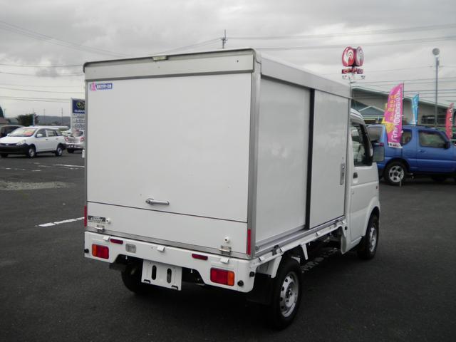 保冷車 4WD パワステ エアコン エアバック(5枚目)