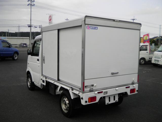 保冷車 4WD パワステ エアコン エアバック(7枚目)