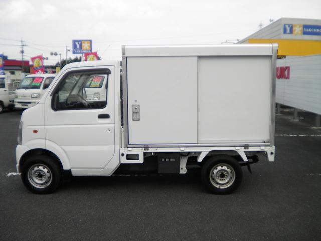 保冷車 4WD パワステ エアコン エアバック(8枚目)