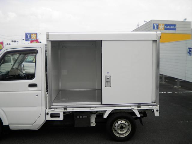 保冷車 4WD パワステ エアコン エアバック(9枚目)