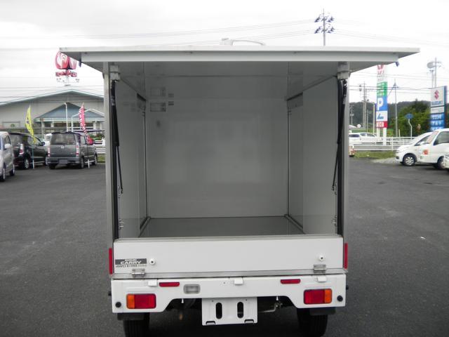 保冷車 4WD パワステ エアコン エアバック(10枚目)