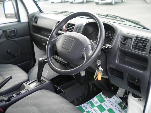 保冷車 4WD パワステ エアコン エアバック(20枚目)