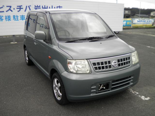 E FOUR 4WD アルミホイール CD キーレス シートヒーター ABS エアバック(3枚目)