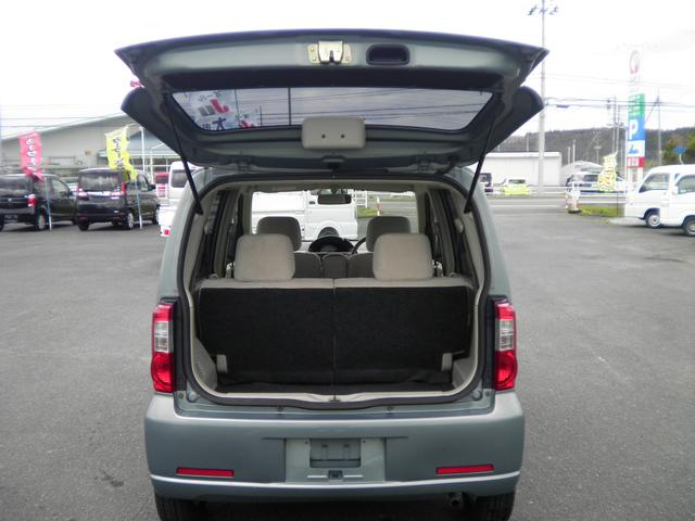 E FOUR 4WD アルミホイール CD キーレス シートヒーター ABS エアバック(7枚目)