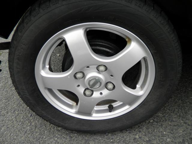 E FOUR 4WD アルミホイール CD キーレス シートヒーター ABS エアバック(13枚目)