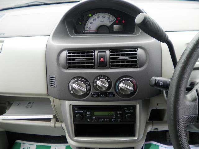 E FOUR 4WD アルミホイール CD キーレス シートヒーター ABS エアバック(19枚目)