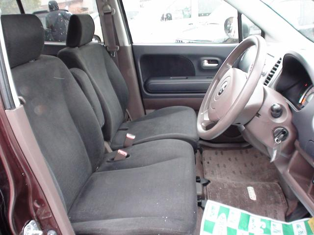 スズキ MRワゴン ウィットXS4WD スマートキー  純正アルミホイール