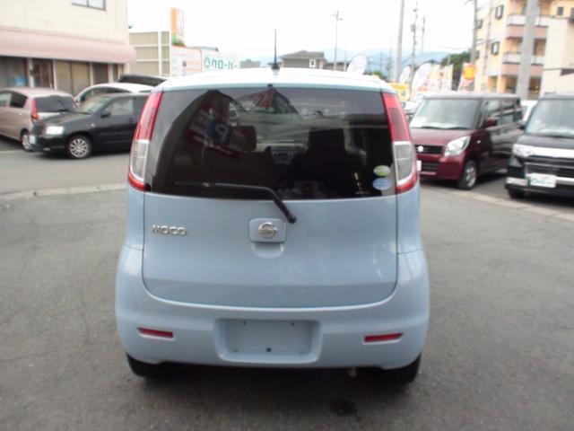 日産 モコ S FOUR 4WD シートヒーター ETC ベンチシート