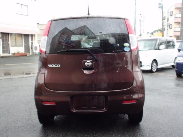 日産 モコ E FOUR ショコラティエセレクション 4WDスマートキー