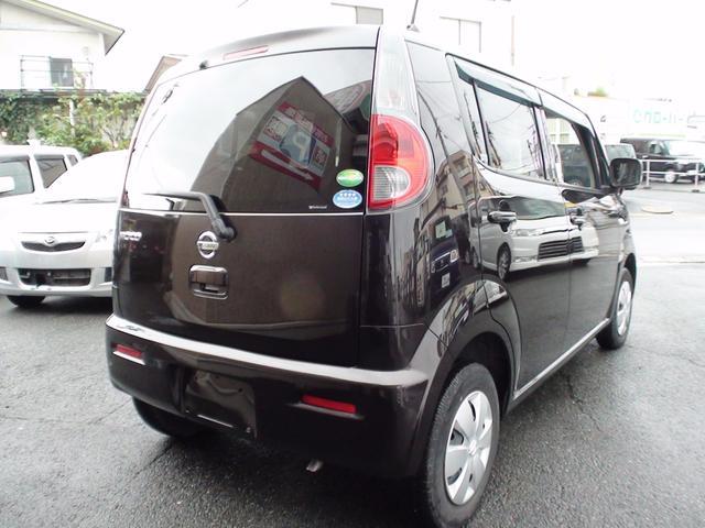 日産 モコ S ベンチシート キーレス ABS