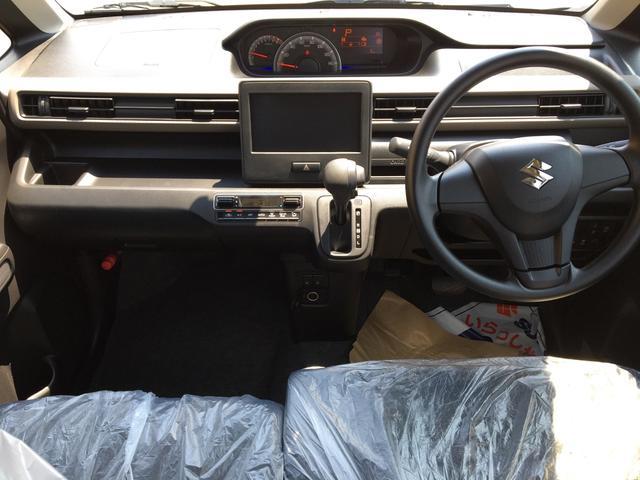 ハイブリッドFX 4WD 届出済未使用車 衝突被害軽減ブレーキ オートライト キーフリーシステム アイドリングストップ シートヒーター(10枚目)