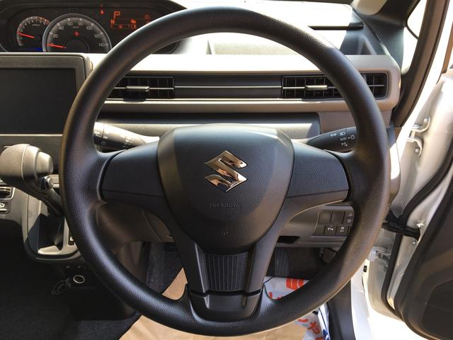 ハイブリッドFX 4WD 届出済未使用車 衝突被害軽減ブレーキ オートライト キーフリーシステム アイドリングストップ シートヒーター(11枚目)