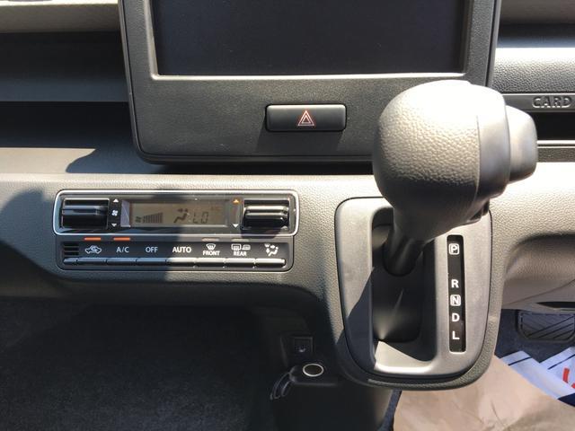 ハイブリッドFX 4WD 届出済未使用車 衝突被害軽減ブレーキ オートライト キーフリーシステム アイドリングストップ シートヒーター(14枚目)