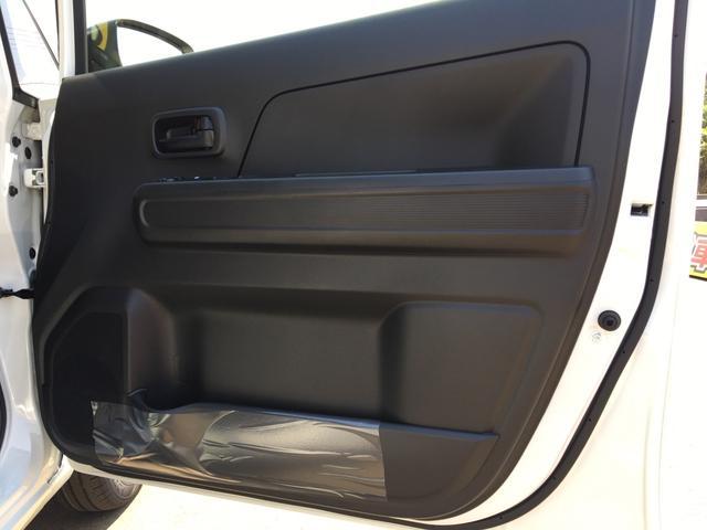 ハイブリッドFX 4WD 届出済未使用車 衝突被害軽減ブレーキ オートライト キーフリーシステム アイドリングストップ シートヒーター(23枚目)