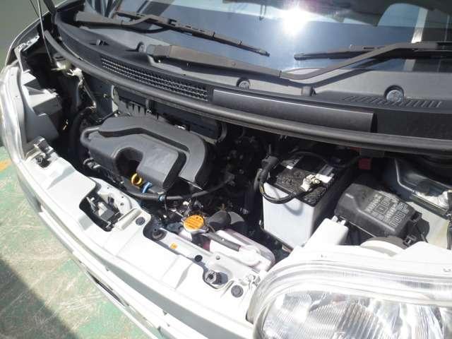 ダイハツ タント X 4WD キーフリー 片側スライドドア CD ABS