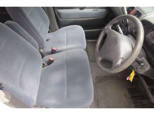 乗り心地も、毎日乗っていると、オーナー様に合ったシートになってくるんです!