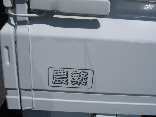 スズキ キャリイトラック KCエアコン・パワステ農繁仕様 作業灯 ラジオ SRS