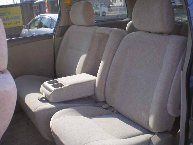 トヨタ エスティマL Xリミテッド 4WD DVDナビ 両側Pスライド Bカメラ