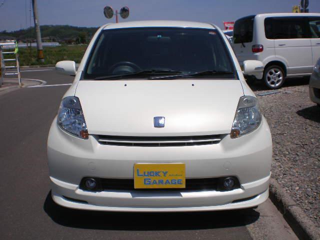 トヨタ パッソ XCDMD HID フォグ AW キーレス ウインカーミラー