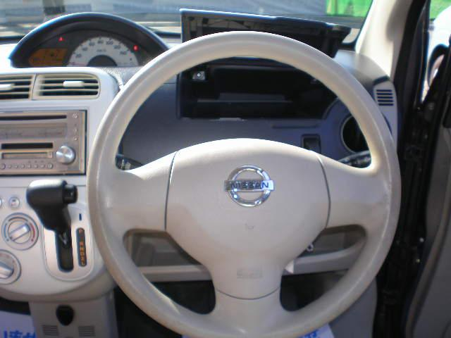 日産 オッティ S キーレス 社外CDオーディオ