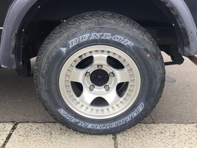 スズキ ジムニー スコットリミテッド 4WD フォグライト 社外アルミ