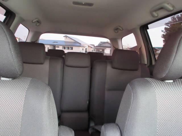 トヨタ ウィッシュ X エアロスポーツパッケージ 4WD 社外HDDナビ