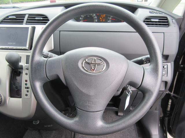 トヨタ ラクティス X HIDセレクション 4WD ワンセグナビ キーレス