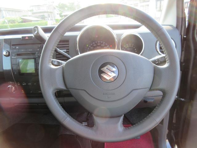 スズキ ワゴンR スティングレーX 4WD スマートキー HID 純正アルミW
