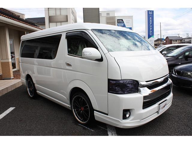 「トヨタ」「ハイエース」「ミニバン・ワンボックス」「福島県」の中古車28