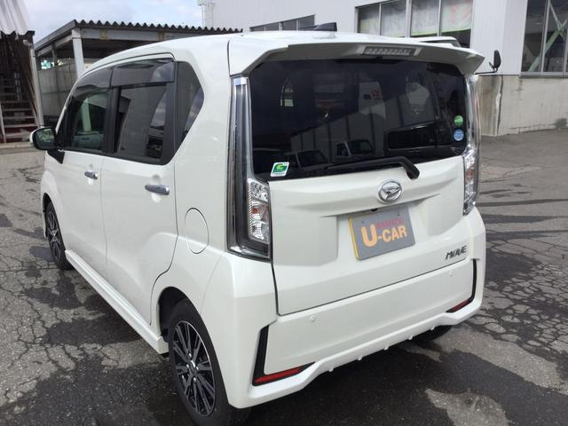 「ダイハツ」「ムーヴ」「コンパクトカー」「秋田県」の中古車9