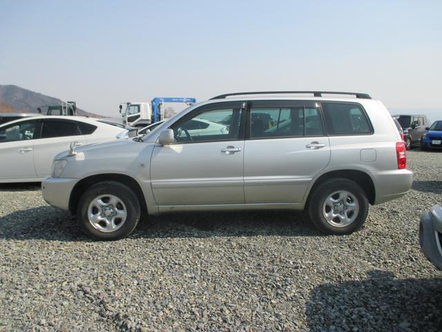 トヨタ クルーガーV FOUR 4WD