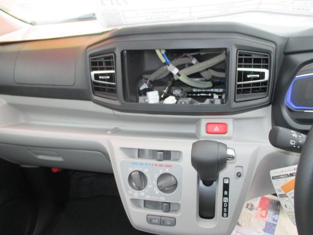 X SAIII 4WD 届出済未使用車 アイドリングストップ(13枚目)