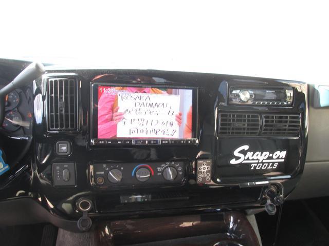 シボレー シボレー エクスプレス コンバージョンバン仕上げ9型ナビTV2CH再生Bモニター
