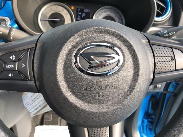 運転席側エアコン。