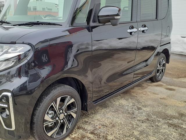 カスタムXセレクション 4WD・両側電動スライドドア・シートヒーター(30枚目)