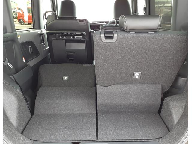 カスタムXセレクション 4WD・両側電動スライドドア・シートヒーター(44枚目)
