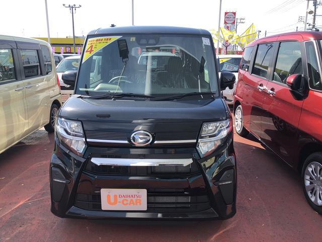 カスタムX 4WD・両側電動スライドドア・シートヒーター(2枚目)