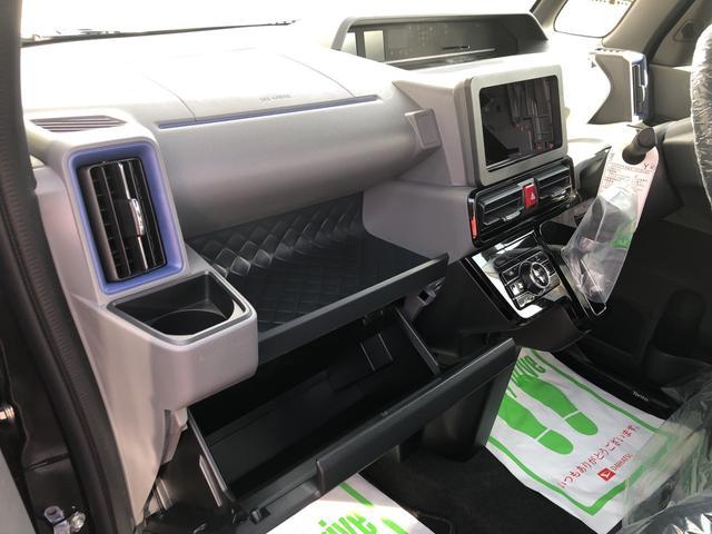 カスタムX 4WD・両側電動スライドドア・シートヒーター(27枚目)