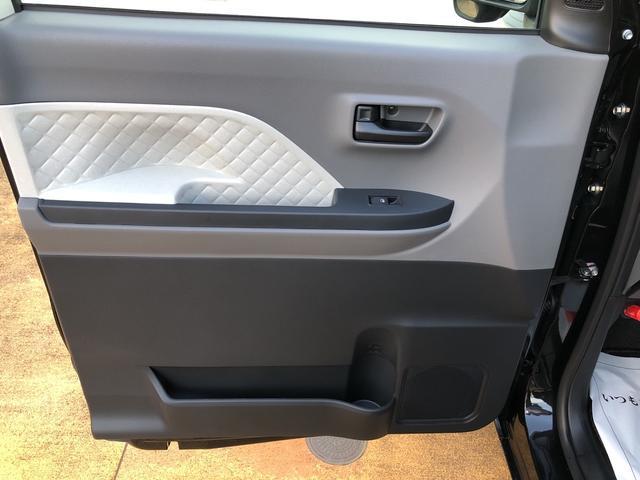 Xセレクション 4WD・LEDヘッドランプ・バックカメラ・両側スライドドア(片側電動)・ホイールキャップ・ベンチシート・キーフリー(50枚目)